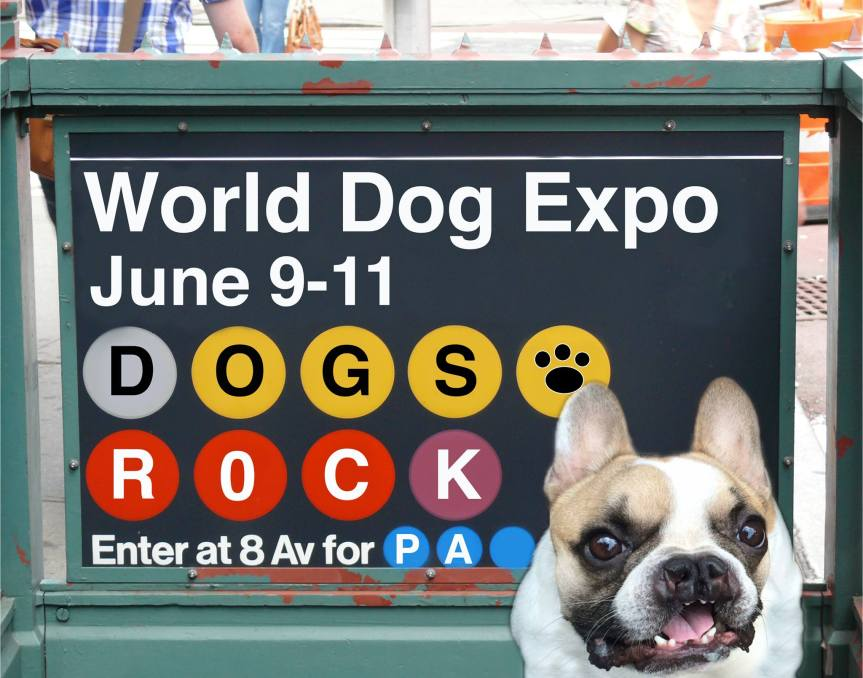 World Dog Expo 2017 Family Road Trip